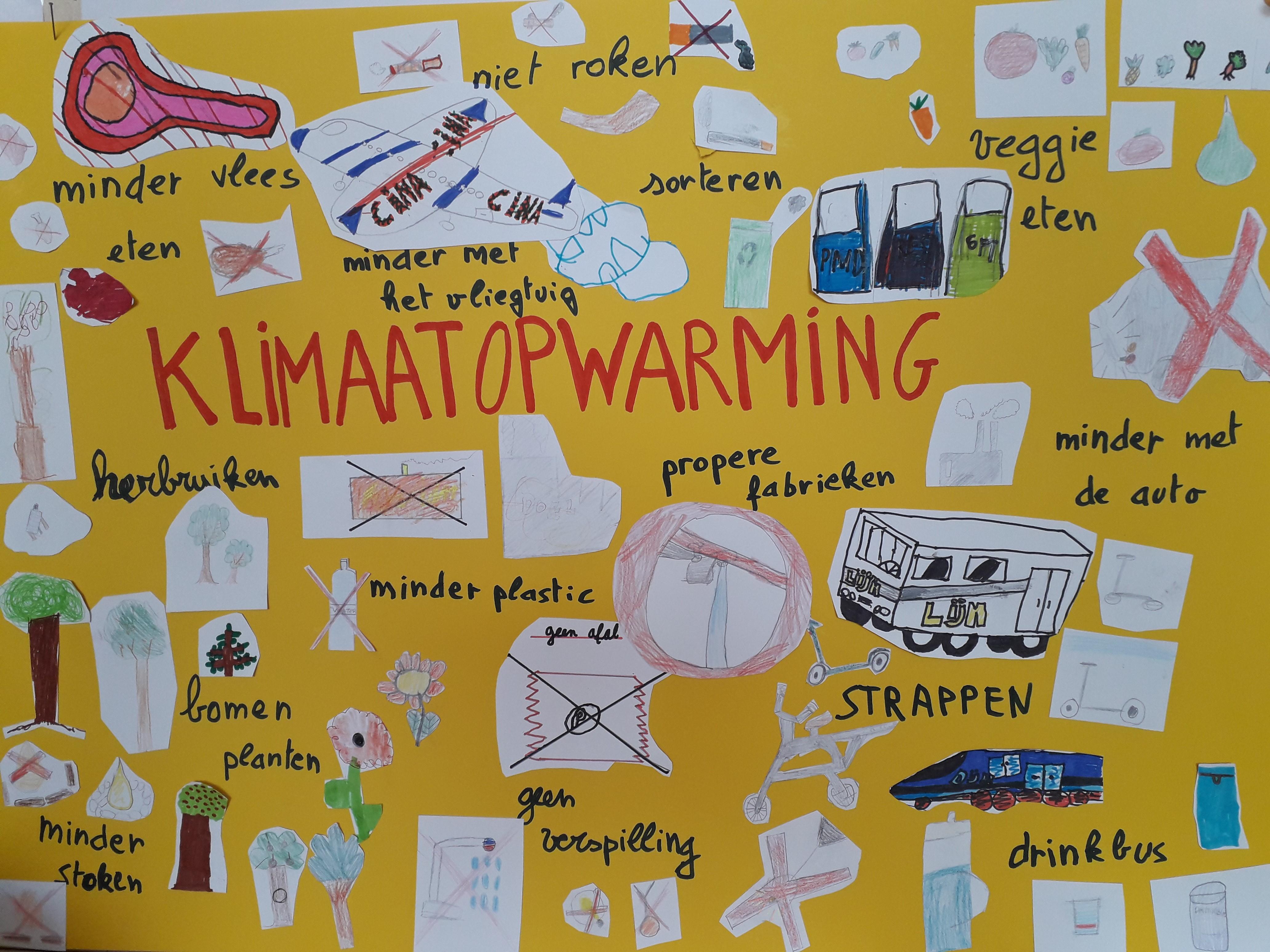 Wat is het klimaatprobleem ?